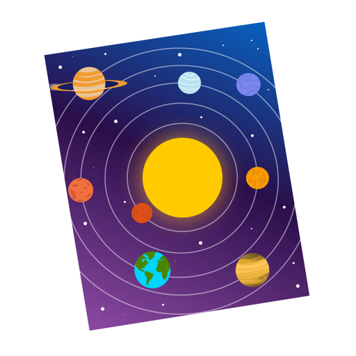 Space Guide - 3D Solar System Prof