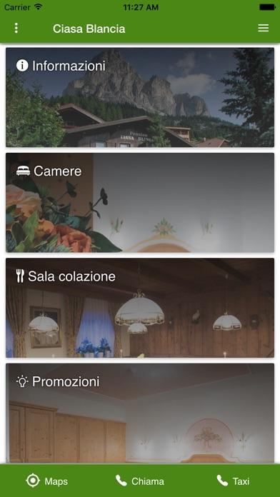 Screenshot of Ciasa Blancia - Corvara1