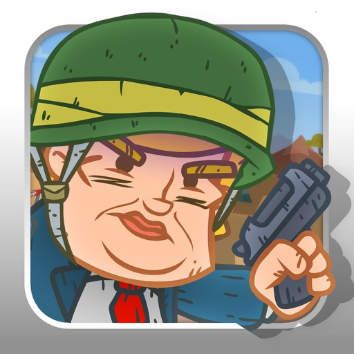 Trump Military Defense iOS App