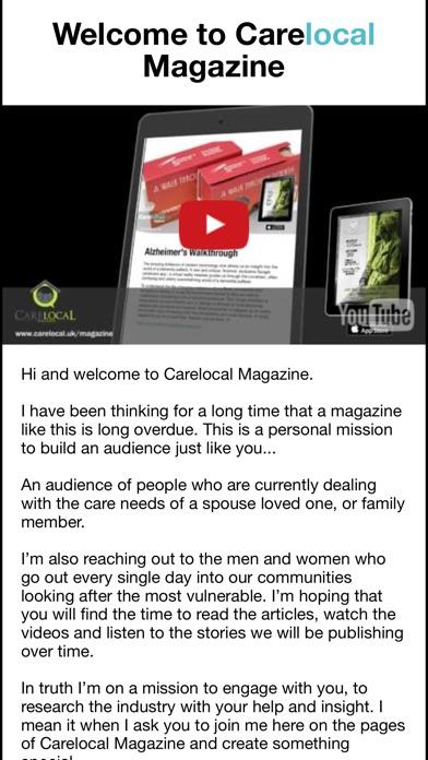 Carelocal review screenshots