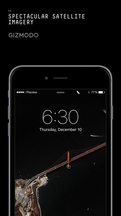 WLPPR - high res images for home and lock screen Screenshot