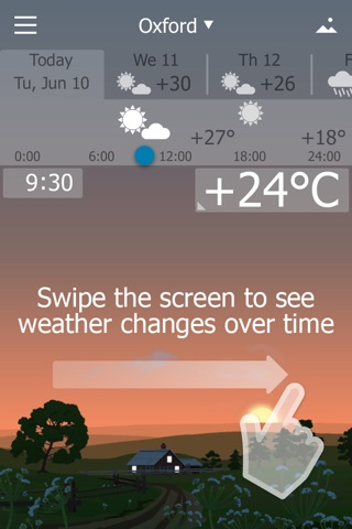 YoWindow Weather screenshot 2