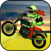 Ensayos de motocross: Stunt Bike Racer