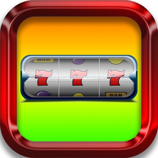 Seven Triple Seven 3-reel Slots Deluxe - Free iOS App
