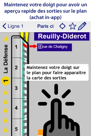 Paris ci la sortie du Métro screenshot 4