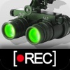 NIGHT VISION VIDEO CAMERA