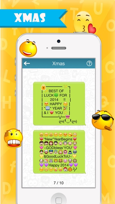 download Emoji Life Keyboard -Emoticons apps 1