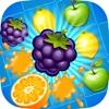 Juice Garden - Fruit Break Match 3 Puzzle