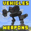 VEHICLES & WEAPONS EDITION MODS FOR MINECRAFT PC