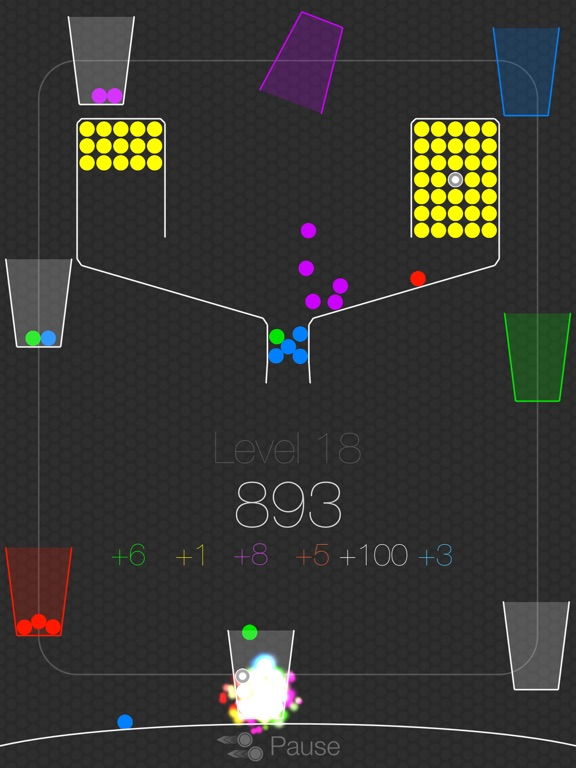 100 Balls Screenshot