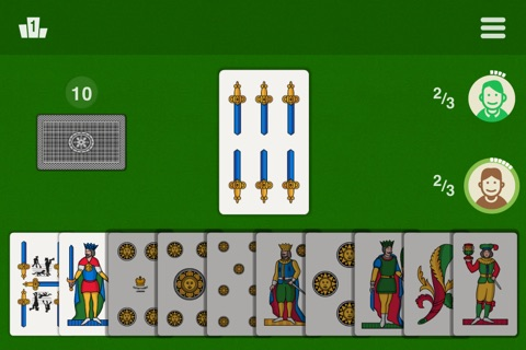 Tressette - Classic Card Games screenshot 2