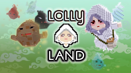 Lolly Land : The Lonely Island Screenshot