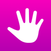 Hail Yes Pink (for Lyft) with Handy Widget