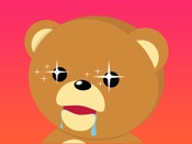 Cuddle Teddy Bear Stickers for iMessage