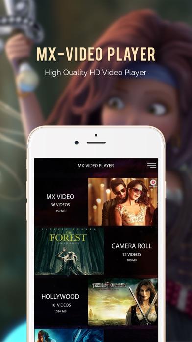 MX Video Player-HD Video PlayerScreenshot of 2