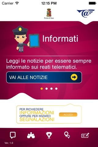 Commissariatodips online screenshot 1