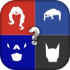 Comics Super.Hero Trivia Games Quiz - Guess Cartoon and Anime heroes Marvel & DC Edition