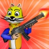 Pets Vs Pets - Free Kids Sniper Shooting Games