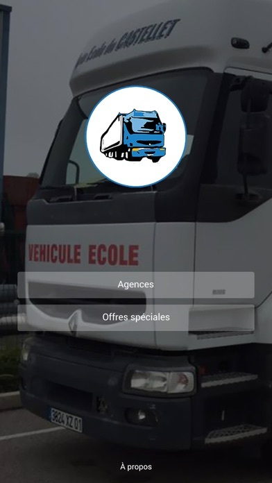 Auto Ecole Du CastelletCapture d'écran de 1
