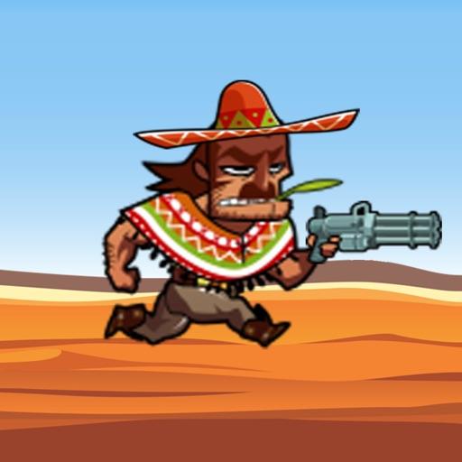 Cowboy Shooter Icon
