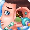 Little Ear Surgery - Doctor Games for kids