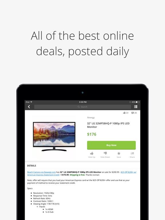 Best coupons app ipad