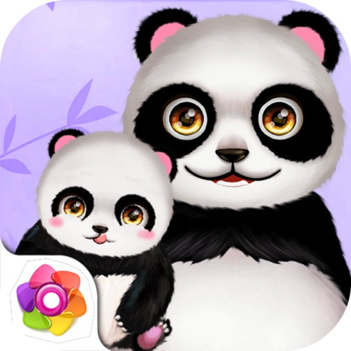 Jungle Panda's Sugary Castle-Pregnancy Manager Sim iOS App