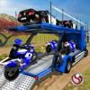 OffRoad Polizei Transport Truck Simulator