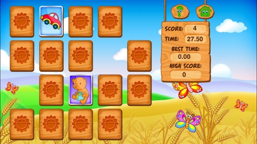 123 Kids Fun MEMO Kids Games Screenshots