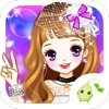 Ice princess Romantic Wedding - Dress up games
