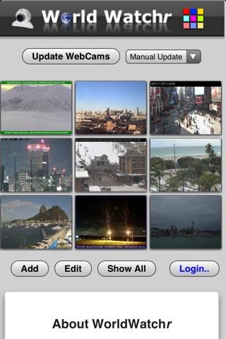 WorldWatchr screenshot 1
