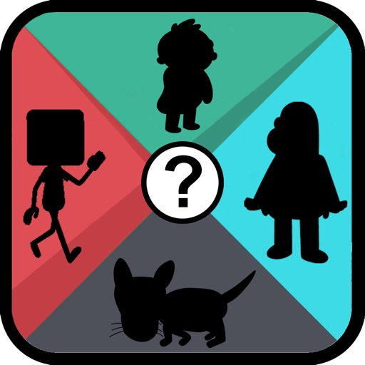 Guess Shadow Game Clarence Version iOS App