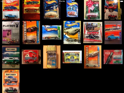Toy Car Collectors for iPad screenshot 4
