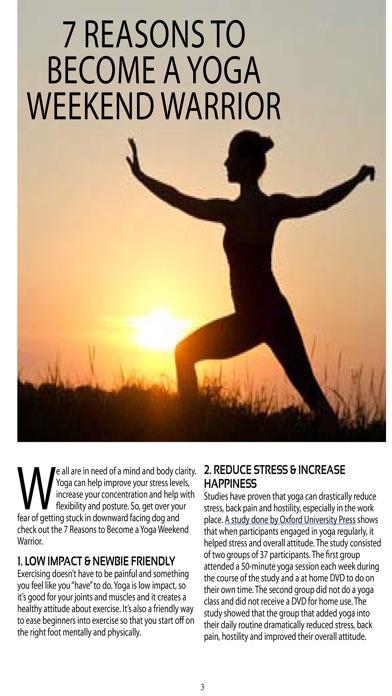 Mindful Health Magazine review screenshots