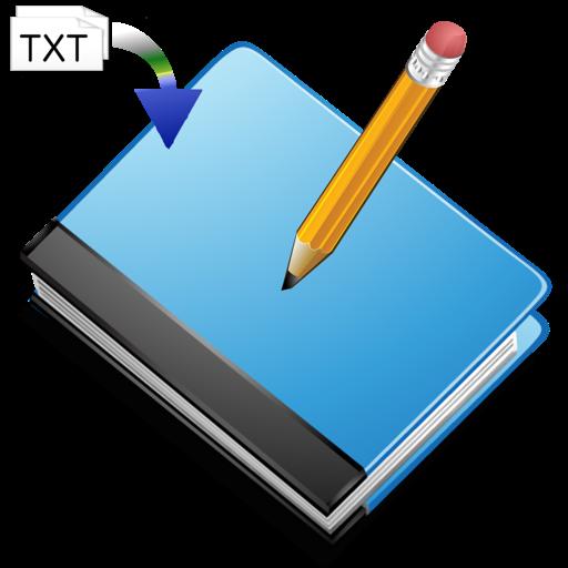iWrite Epub Batch Convert Txt