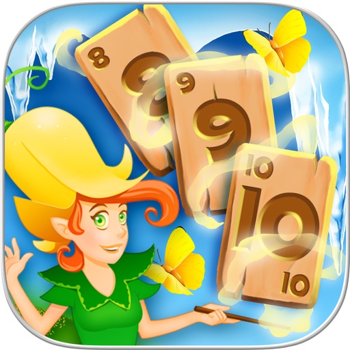 Solitaire Frozen Fairy Tales: Tripeaks Card Game iOS App