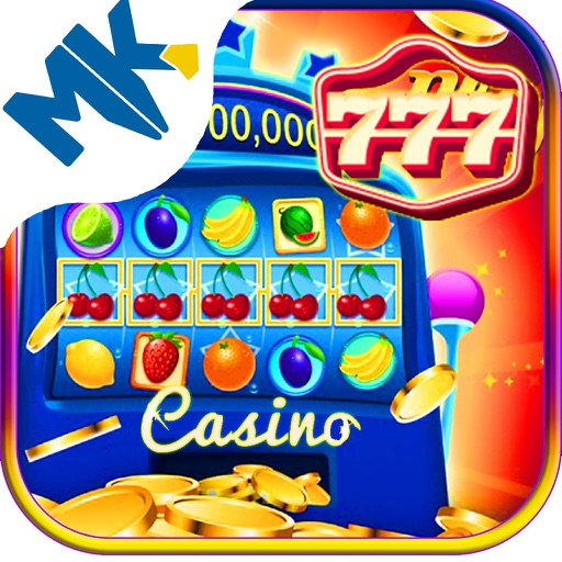 Classic Casino Slot Fire Machines Free! Icon