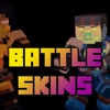 Battle Skins for Minecraft PE & PC Edition
