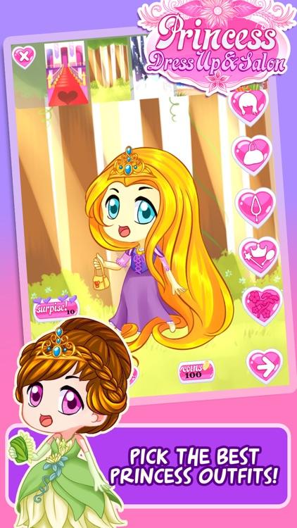 Anime Avatar Chibi Maker Kids Games For Girls Free IPhone IPad