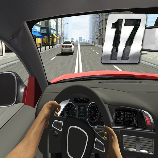 Real Driving Simulator 2017 iOS App