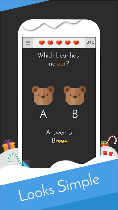 Tricky Test Genius Brain On The App Store - 39 test answers that are wrong but genius at the same time