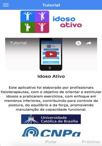 Idoso Ativo screenshot 1