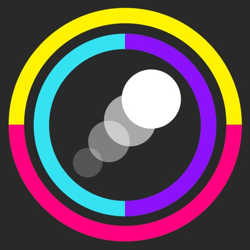 Color Ball Swap Splas: Change Wheel Circle Switch iOS App