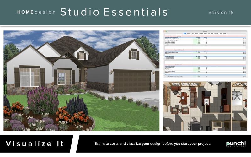 Punch! Home Design Studio Essentials 19 on the Mac App Store