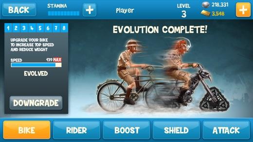Crazy Bikers 3 : Bike riding Screenshot