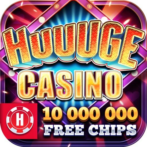 Slots - Huuuge Casino: Free Slot Machines App Icon
