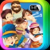 How Six Traveled Through the World - iBigToy app for iPhone/iPad