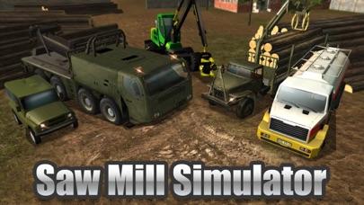 Sawmill Driver Simulator 3D Full Screenshot 1