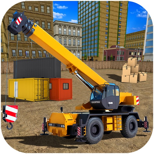Vr crane simulator 3d game 2016 par muhammad tahir - Pelleteuse simulator gratuit ...