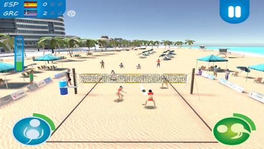 Beach Volleyball 2016 Screenshot